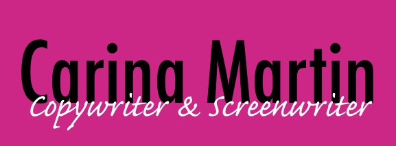 Carina Martin.co.uk - Senior copywriter and screenwriter